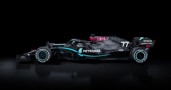 Mercedes s vývojem skončil už dávno