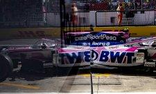 Racing Point se obává vyloučení ze závodu