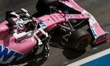 Renault protestuje proti vozu Racing Pointu