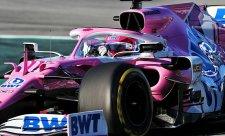 Racing Point se hodlá držet Mercedesu