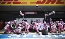 Levé přední pneumatiky nevydržely extrémní zátěž