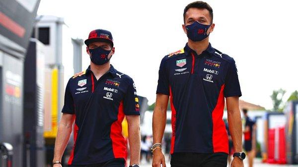 Verstappen potřebuje lepšího kolegu, míní Hamilton