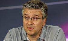 Fry nastupuje k Renaultu 5. února