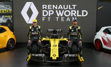 Renault oficiálně potvrdil setrvání ve F1