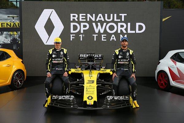 Renault sehnal titulárního sponzora
