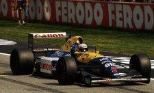 Mansell a Montoya místo Russella a Latifiho