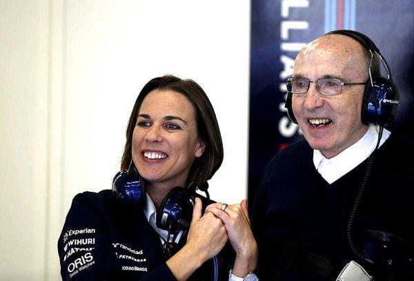 Williams zůstane bez Williamsů
