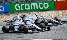 Williams musí zlepšit závodní tempo