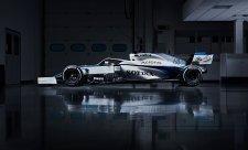 Williams ukázal nové lakování pro tuto sezonu
