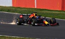 Red Bull se obešel bez Verstappena