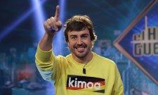 Alonsovi na testu vlastně nezáleží