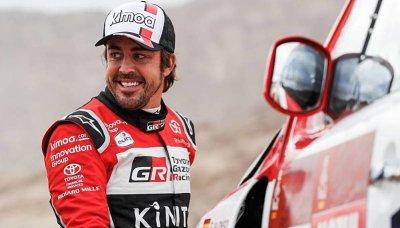 Alonso vytáhl do boje s koronavirem
