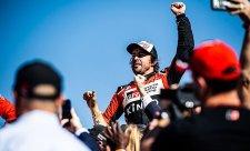 Alonso bude na dalším Dakaru mířit výše