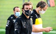 Věčně mladý Alonso si zatestuje