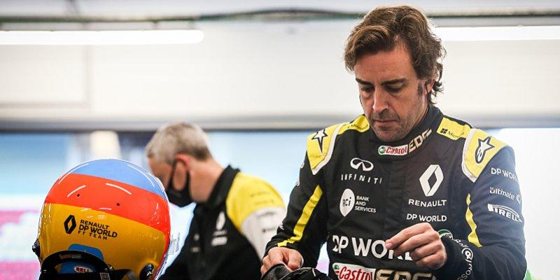 Alonso je náročný