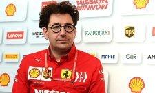 Ferrari už Vettela nechce, potvrdil Binotto