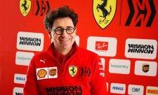Ferrari pokukuje po IndyCar, potvrdil Binotto