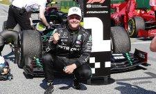 Mercedes dopřál Bottasovi zase jen roční smlouvu