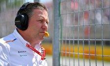 McLaren oznámil propuštění 1200 zaměstnanců