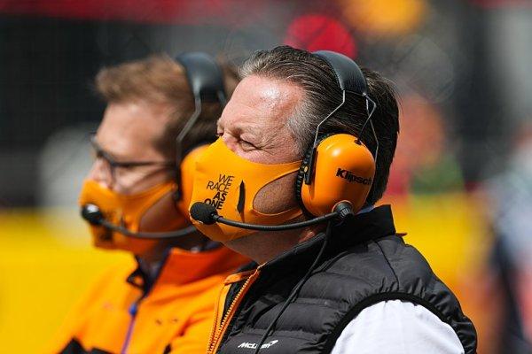 McLaren do vytrvalostních závodů nepůjde