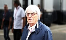 Ecclestone nevěděl, že už pro F1 nepracuje