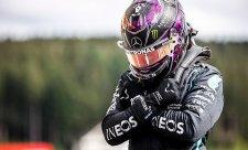Hamilton nevyhrává pouze díky Mercedesu
