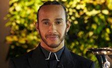 Seznamte se – Sir Lewis Hamilton