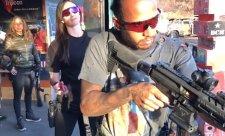 Akční hrdina Hamilton se učí střílet