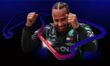 Sprint bude nudný, míní Hamilton