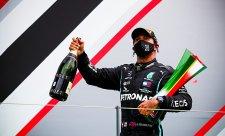 Mercedes vysvětlil Hamiltonovu zázračnou rychlost