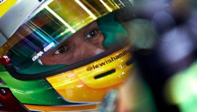 Jen Senna udržel Hamiltona na židli