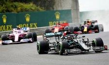 Vozy F1 již byly znepokojivě rychlé