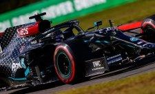 Bottas otevřel Hamiltonovi cestu k titulu