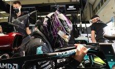 To byla nejhorší kvalifikace Hamiltonovy kariéry