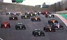 Pérez si za to může sám, tvrdí Verstappen