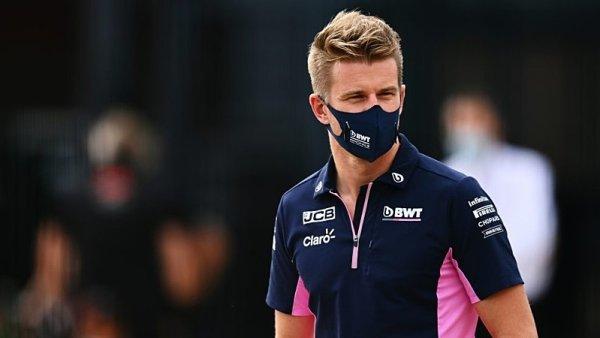 Hülkenberga čeká třetí letošní start za Racing Point