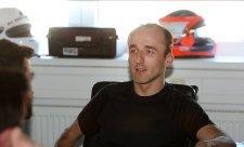 Kubica je rezervním jezdcem Alfy Romeo