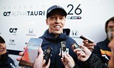 Kvjat plánuje druhý přestup do Red Bullu