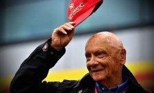 Laudův podíl v týmu Mercedes se vrátil koncernu