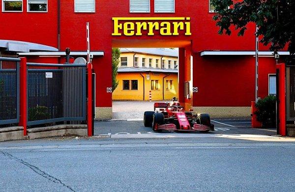 Leclerc jel na okruh po vlastní ose