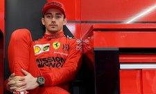 Leclerc si bude své souboje lépe vybírat