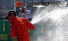 Ferrari mělo obrovskou kliku