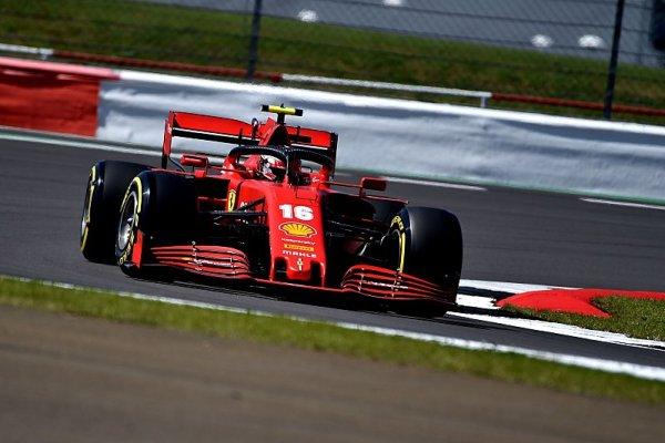 Ferrari teď chybí závodní rychlost