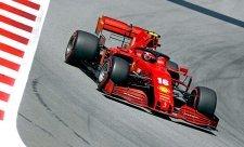 Ferrari na horské dráze