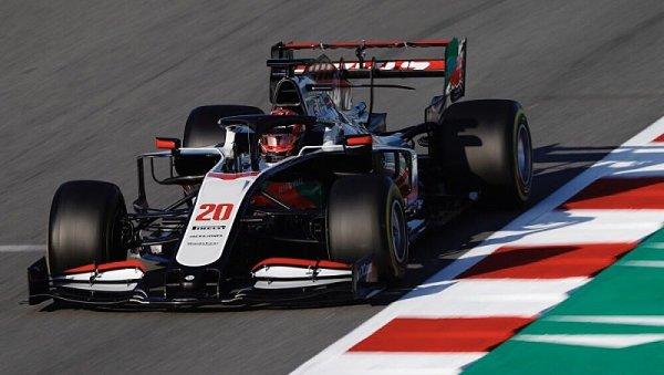 Haas za ztrátu rychlosti nemůže