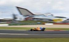 Norrisovi by Silverstone obráceně nevadil