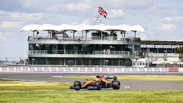 McLaren opět spouští velké projekty