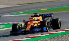 Nečekaná potíž McLarenu s Mercedesem