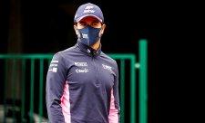 Pérez není v Red Bullu tak úplně cizí