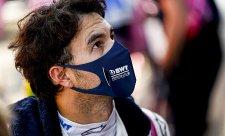 Sergio Pérez po sezoně opustí tým Racing Point
